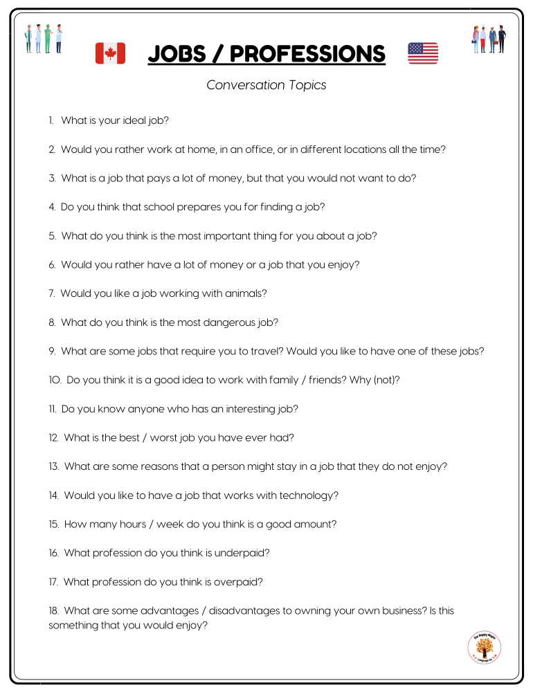 Conversation know to other esl each getting questions 40+ Hilarious